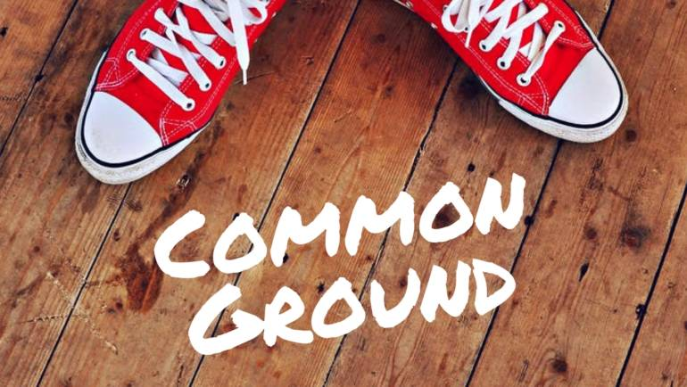 Listen to our new single! 'Common Ground'